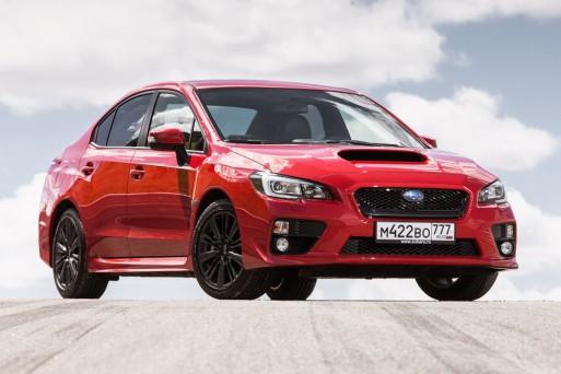 Subaru приостановила продажи нескольких моделей в РФ