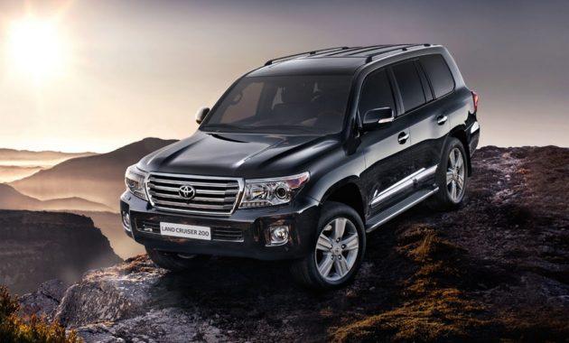 Для прокуратуры Крыма купят бронированный Toyota Land Cruiser 200 за 7