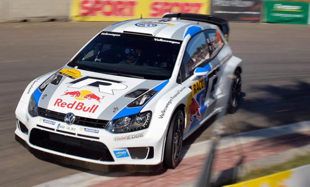 Volkswagen (Фольксваген) отобрал титул у Citroen (Ситроен) в WRC