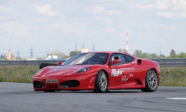 Экспресс-тест Ferrari F430 Challenge (Феррари Ф430 Челлендж): мечты осуществимы!