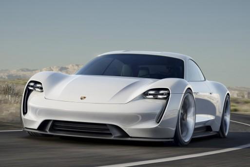 Спортивный электромобиль Porsche будет серийным