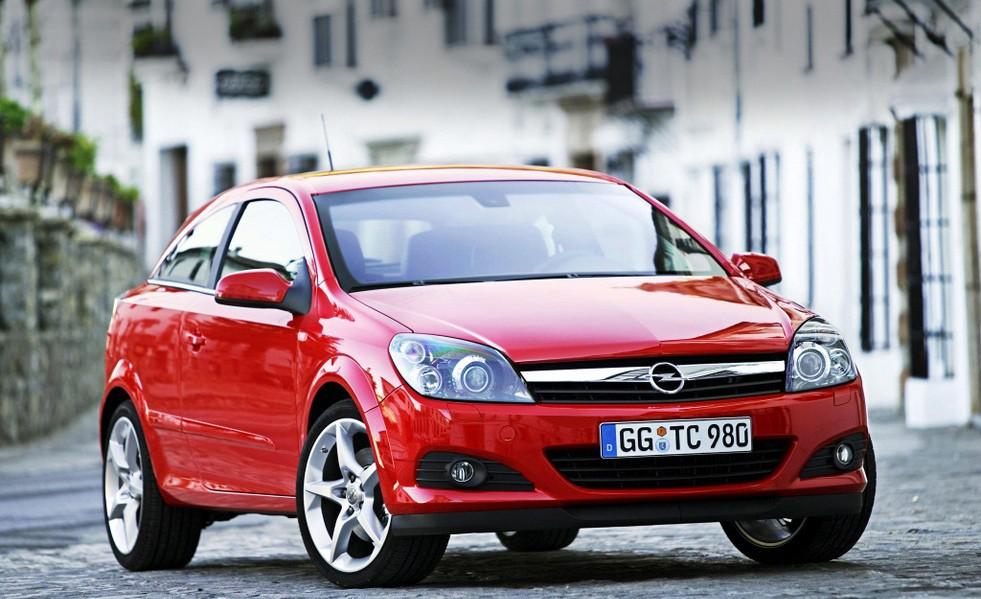 Opel Astra - продажа новых и подержанных - Санкт