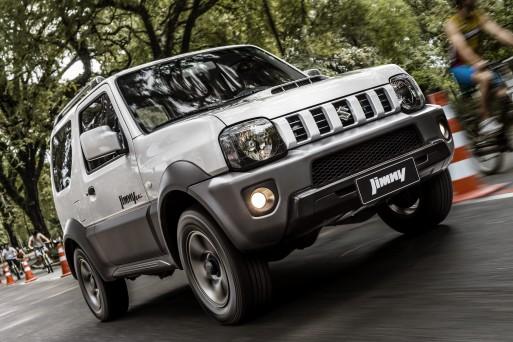 В России компания Suzuki будет предлагать Jimny несмотря на низкие продажи