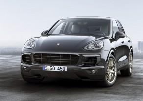Porsche ����������� �������� Cayenne Platinum Edition