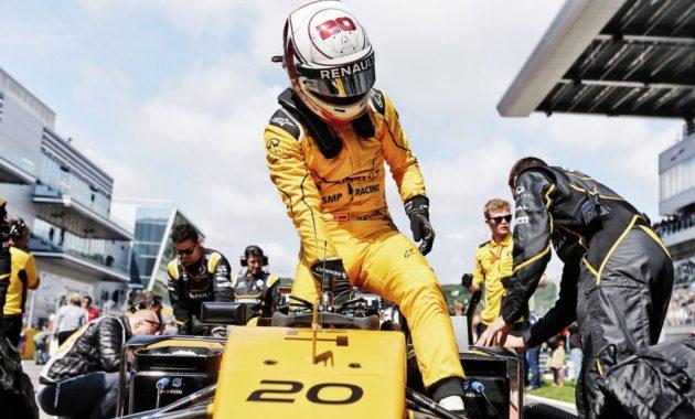 Первые очки Renault в сезоне 2016 года очень важны в психологическом плане