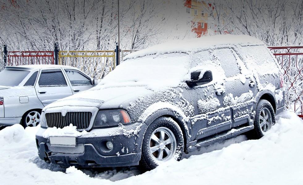 Как согреть автомобиль вмороз
