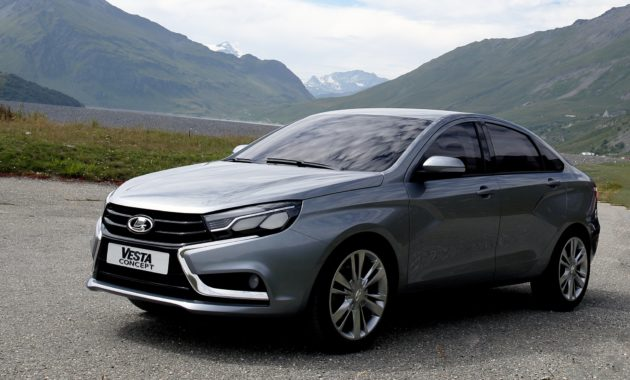 Lada Vesta будет оснащаться французской механической КПП