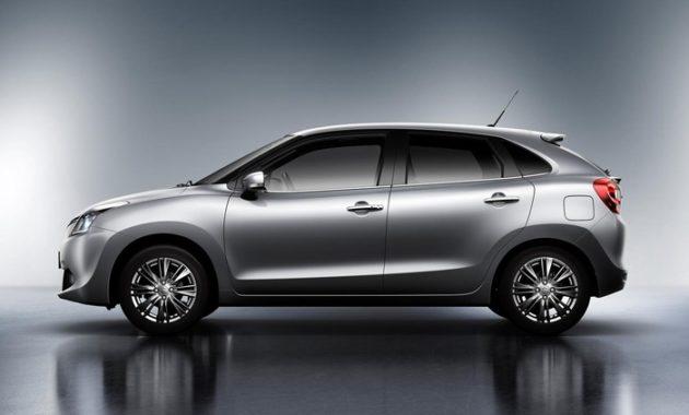 Suzuki Baleno - воскреснет - через месяц