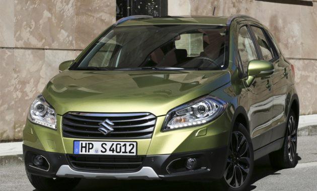 Suzuki SX4 обзаведется новым турбомотором