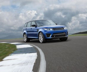 Land Rover назначил цену самому мощному Range Rover Sport