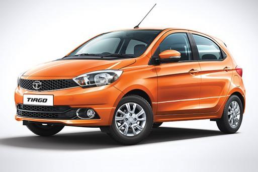 В Индии начались продажи бюджетного хэтчбека Tata