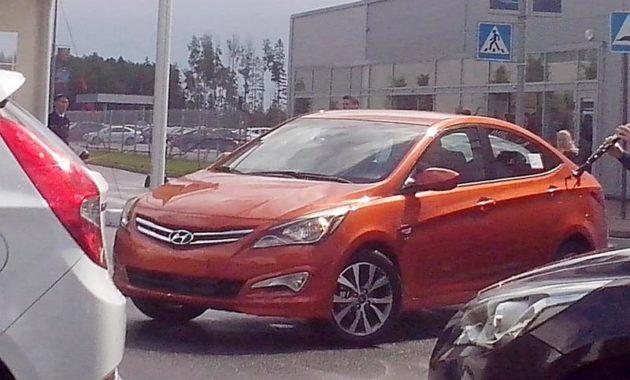 Цены на новый Hyundai Solaris