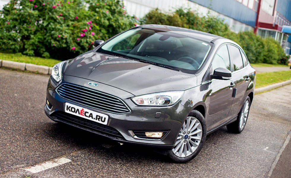 форд фокус 2015