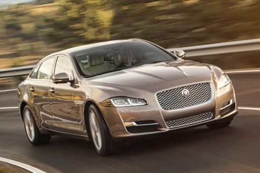 Jaguar сделает XJ гибридным