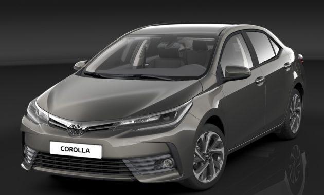 Toyota официально представила обновленный седан Corolla