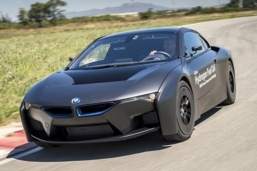 Новейшие водородные прототипы BMW