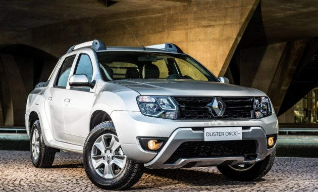 Renault Duster Oroch стал - Пикапом года