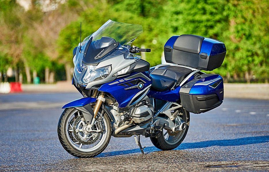 тест драйв мотоцикла Bmw R1200rt бмв р1200рт колесару