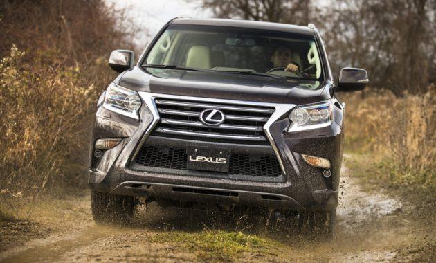 Lexus может отказаться от внедорожников GX и LX