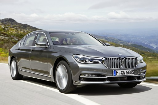BMW привезёт в Россию 7 Series