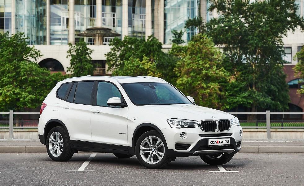 Тест-драйв BMW X3 2.0d xDrive: