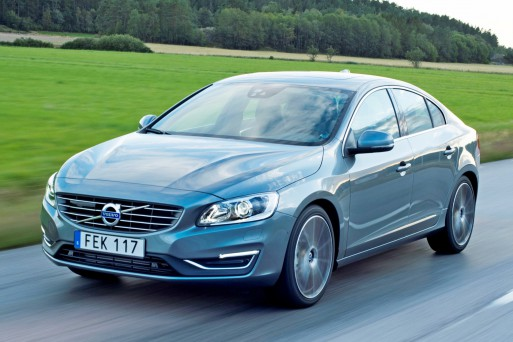 Новый Вольво S60 наградят трехцилиндровыми моторами