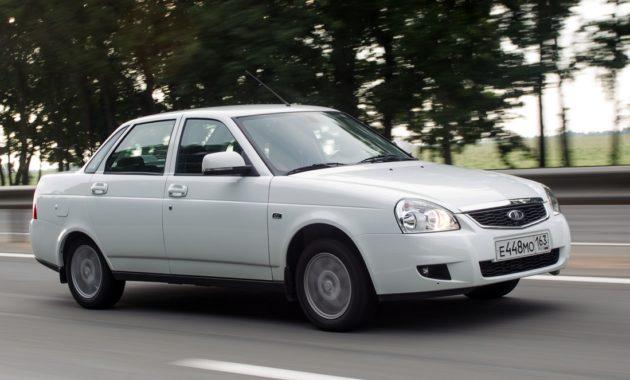 При покупке Lada Priora – климат-контроль в подарок