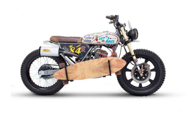 мотоцикл yamaha tw 125