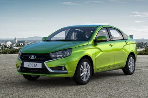 Ближайшие конкуренты Lada Vesta дорожают