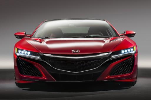 Honda запустит серийное производство суперкара NSX в апреле