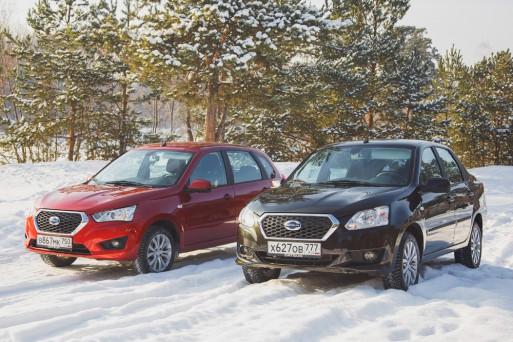 Автомобили Datsun начали продавать в Казахстане