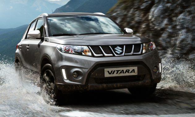 Suzuki - зарядил - Витару новым BoosterJet
