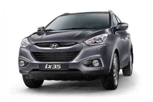 Специальные цены на кроссовер Hyundai ix35 до 31 июля 2015 года