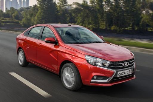 Пять моделей АВТОВАЗа претендуют на титул «Автомобиль года в России 2016»