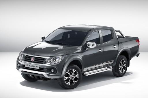 FIAT представил новый пикап, который привезет в Россию в 2016 году