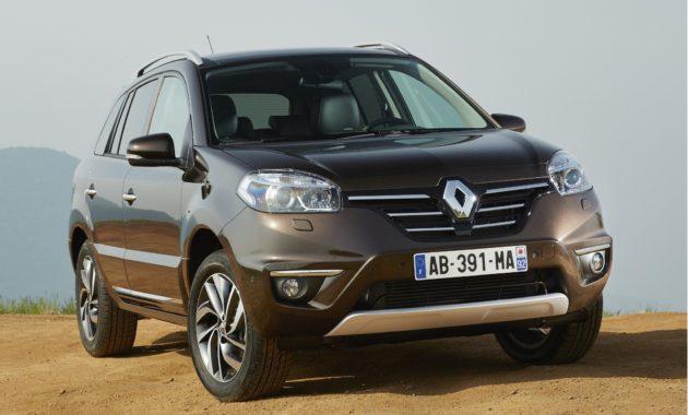 Новый Renault Koleos будет заметно отличаться от соплатформенного - японца - X-Trail