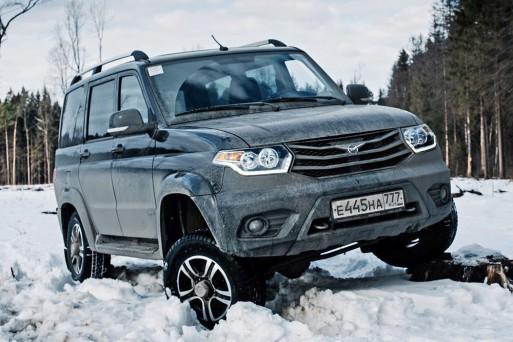 УАЗ увеличил продажи автомобилей